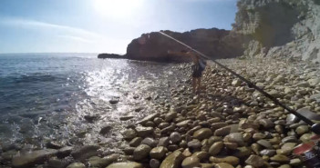 Příbřežní rybolov ze Středozemního moře