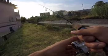 Street Fishing: Jelec tloušť na přívlač