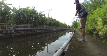 Street Fishing Thajsko